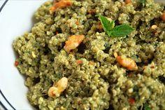 Trader Joes Pesto & Quinoa