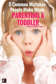 Parenting a toddler is like laying the foundation for a house. Everything you put in place now, will have ramifications for years to come.