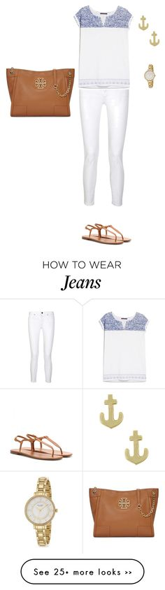 """I can wear jeans to church today! I have a camp fundraiser and I'm super excited!"" by oliviacat1215 on Polyvore"