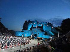 Edinburgh Royal Military Tattoo.  22nd August,  2016   Excellent, brilliant evening....