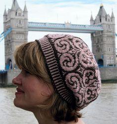 Victoria profil by Borntoknit, via Flickr