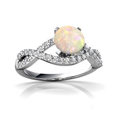 I love opals. They look like they're frmo outerspace