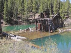 A fun hike to explore Breckenridge's mining history... @9news