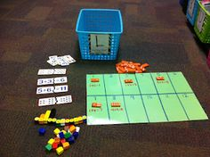 B.U.I.L.D= Buddy games, Using manipulatives, Independent reading/work, Learning about numbers, Doing math.