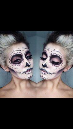 really well done sugar skull <3
