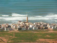 Sidi Ifni (سيدي إفني), Morocco. Under spanish sovereignty until 1969.
