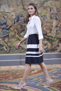 next queen of Spain, Princess Letizia