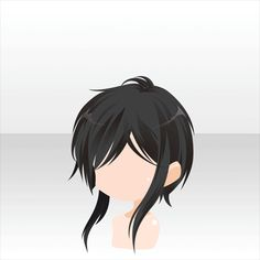 Fantasting Drawing Hairstyles For Characters Ideas. Amazing Drawing Hairstyles For Characters Ideas. Anime Boy Hair, Manga Hair, Female Anime Hairstyles, Boy Hairstyles, Hair Reference, Drawing Reference Poses, Drawing Tips, Drawing Male Hair, Drawing Faces