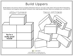 Therapeutic worksheets focused on helping kids and teens learn social skills. Tools assist kids in learning social cues, conversation skills, effective communication, and conflict resolution. Counseling Activities, Speech Therapy Activities, Articulation Activities, Group Counseling, Work Activities, Elementary School Counseling, School Social Work, School Counselor, Counseling Techniques
