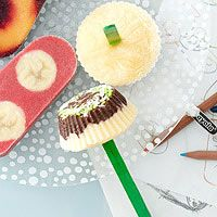 Cupcake Pops: Parents Magazine August 2012