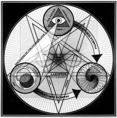Paul Laffoley Geometry of the Universe