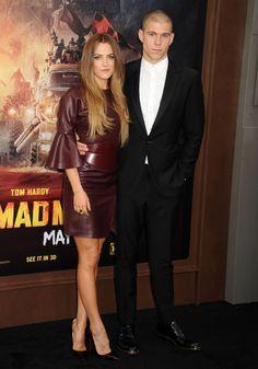 Riley Keough At Mad Max: Fury Road Los Angeles Premiere-1