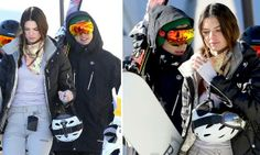 Harry Styles and Kendall Jenner -.-