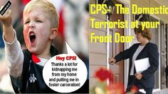 Bombshell: CPS Whistleblower Exposes Corruption, Kidnapping, And Drugging Of Children! (Video)