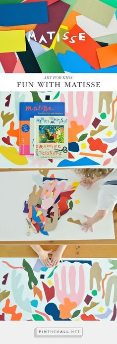 Art for Kids: Fun with Matisse - Playful Learning - created on 2016-08-27 19:58:57 #learnfrenchforkids