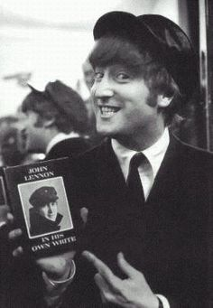 "In 1964 John's first book of avant-garde prose and poetry, ""In His Own Write"", was published in the USA."
