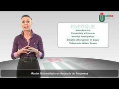 Máster Universitario en Asesoría de Empresas: http://www.udima.es/es/master-asesoria-empresas.html