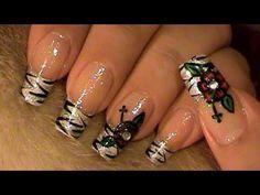 french nail designs - Google Search