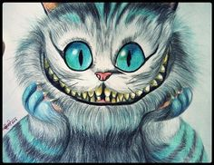 Conhecem o gato da Alice, aquele com o sorriso diabólico do tamanho da cara, que fala coisas estranhas, flutua e desaparece do nada? Pois é,...