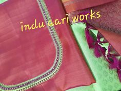 Aari Work Blouse, It Works, Personalized Items, Nailed It