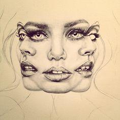 work in progress by Abbey Watkins