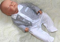 Baby Strampler Einteiler Overall   Gr. 50,56,62,68, Englandsmode NEU!