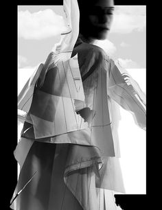 ISSEY MIYAKE SS14  April Lee for Vulture Magazine