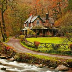 Coming Home in Autumn...