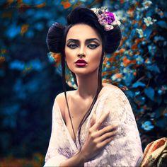 "western geisha: ""Untitled"" by Margarita Kareva 2013-11 on 500px 48208246"