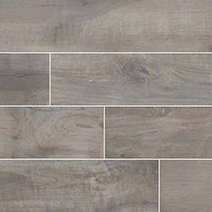 kitchen cabinets rustic soft greige wood plank porcelain tile 6in x 40in 21138
