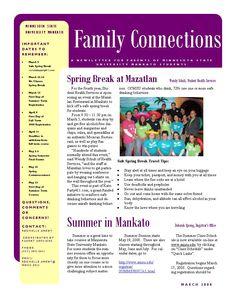 8 best family newsletter ideas images on pinterest newsletter