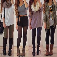 January favourites. Which one was your fave? 1,2,3,4? #OOTDideas #casual #styling