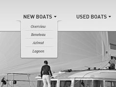 15 fantastic drop-down menu ideas for your next project! Web Design, Graphic Design, Flow Chart Design, Drop Down List, Web Patterns, Used Boats, Wireframe, Menu, Digital