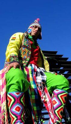 tinku, typical costume