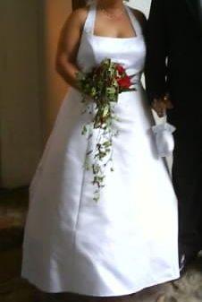 ♥ Valerie Brautkleid Neckholder ♥  Ansehen: http://www.brautboerse.de/brautkleid-verkaufen/valerie-brautkleid-neckholder/   #Brautkleider #Hochzeit #Wedding