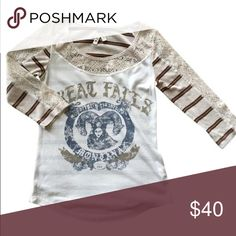 Spotted while shopping on Poshmark: Free People shirt! #poshmark #fashion #shopping #style #Free People #Tops