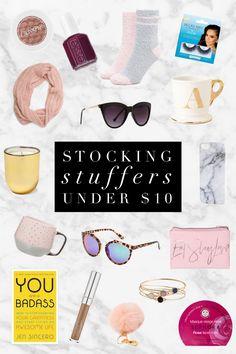 Stocking Stuffers Under $10   Twinspiration