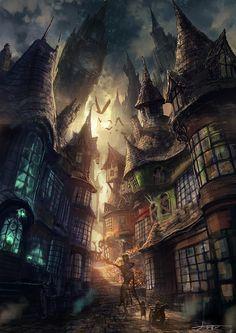 Anime arts Anime Art, аниме, арт, длиннопост