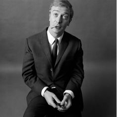 Michael Caine, by Brian Duffy, 1964