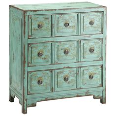 Lacy Accent Chest