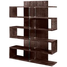 I pinned this Lucia Bookshelf from the Armen Living event at Joss and Main!