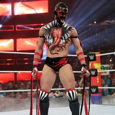 Finn Balor x Photo WWE The Demon King Item specifics Condition: New: A brand-new, unused, unopened, undamaged item (including handmade items). See the seller's Wrestler: FINN BALOR Product: Photo League: WWE Finn Balor x Photo WWE The Demon King Wrestling Stars, Women's Wrestling, Wrestling Videos, Baron Corbin, Wwe Pictures, Wwe Photos, Sport Motivation, Roman Reigns, Finn Balor Demon King