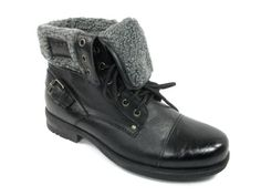 8fa5d5bed677 Polar Fox Mens 506015 Faux Fur Lined Winter Boots - http   authenticboots.