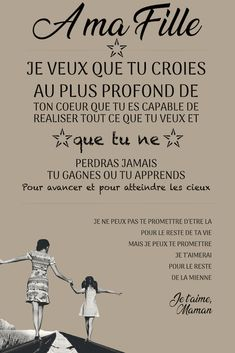 Daughter Birthday, French Lessons, Some Words, Humor, Positive Attitude, Writing Inspiration, Positive Affirmations, Sentences, Love Quotes