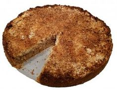 Low Carb Apple Pie - Foodsisters slim and quick recipes Apple Pie Recipes, Low Carb Recipes, Sweet Recipes, Baking Recipes, Quick Recipes, Healthy Cake, Healthy Baking, Tummy Yummy, Sweet Pie