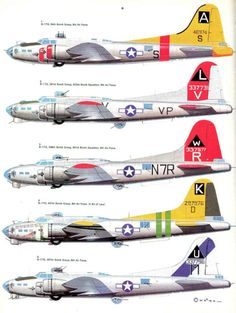 15 Boeing B-17 Flying Fortress Page 30-960