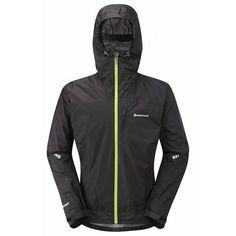 Minimus Mountain outdoor jas heren zwart