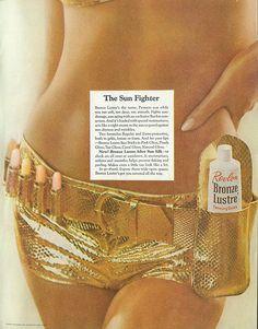 Revlon Bronze Lustre - 1967