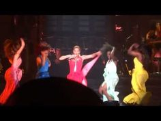 Beyoncé - Freakum Dress (Mrs. Carter Show World Tour) [Live @ Arena Mont...