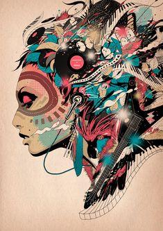 Idea for hispanic culture art